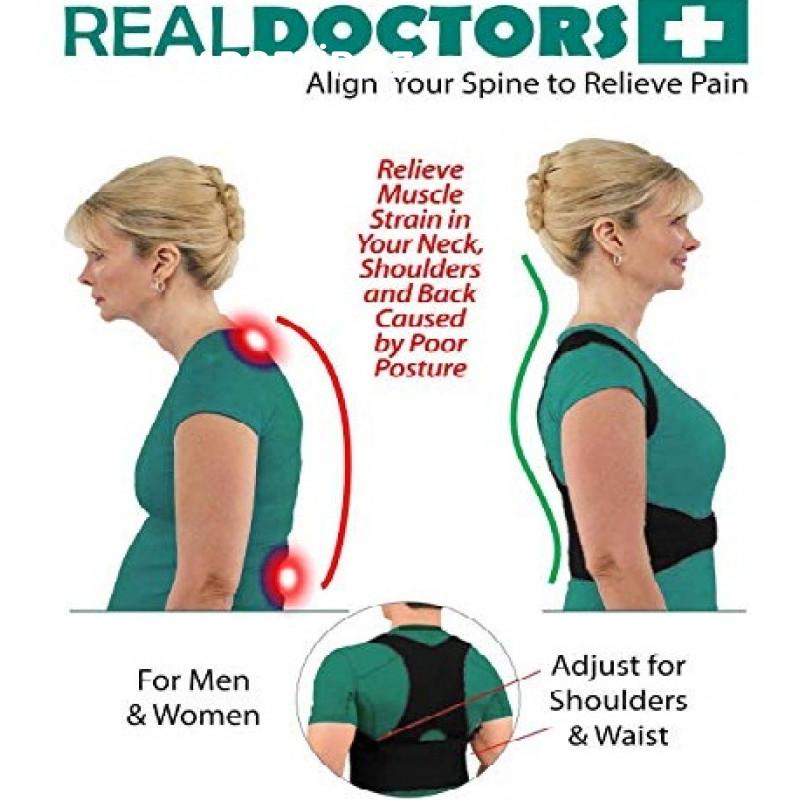 Real Doctor Posture  Korse