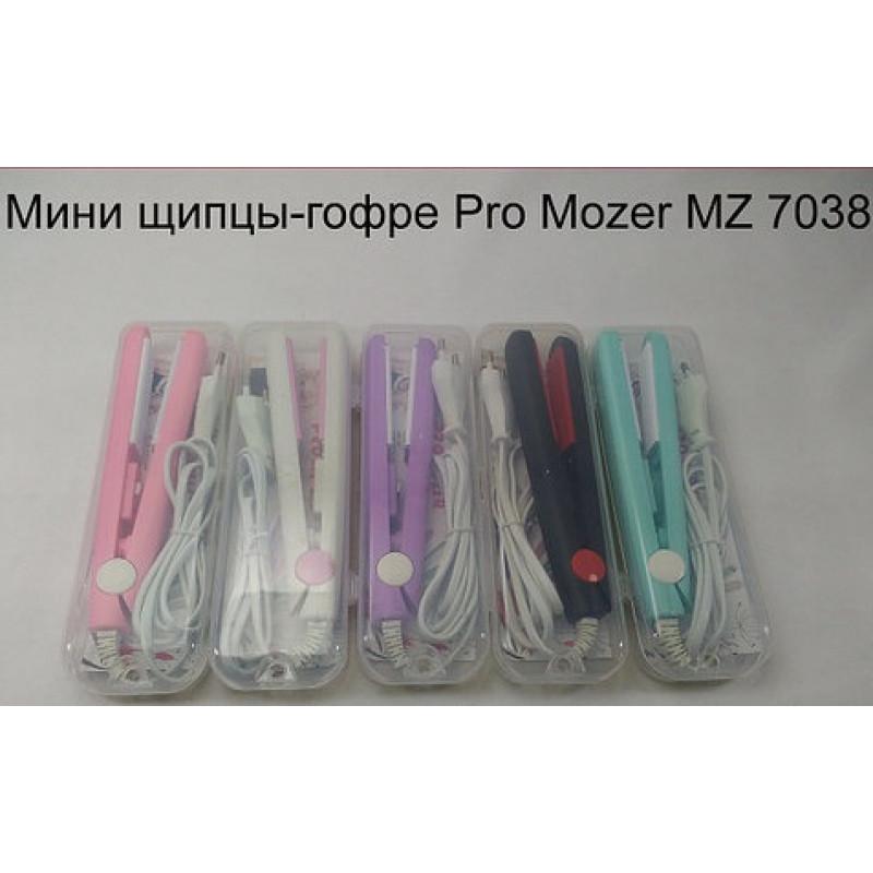 Pro Mozer Gofre Saç Feni  MZ-7038