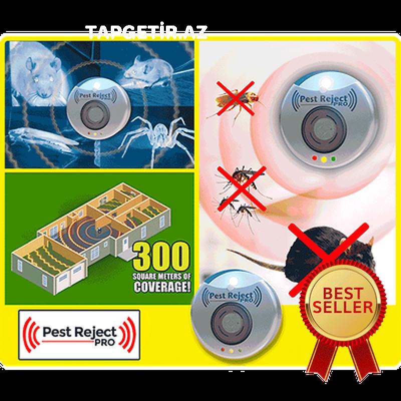 Stop Pests Pro Həşərat Qovucu