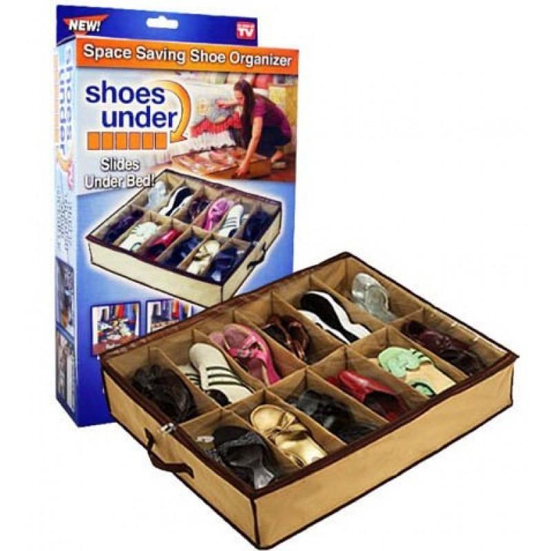 Shoes Under Ayaqqabı Xurcun