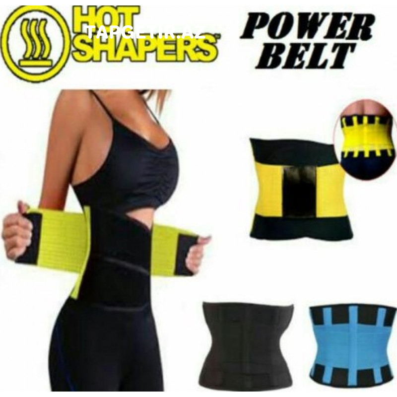 Hot Shapers Power Belt