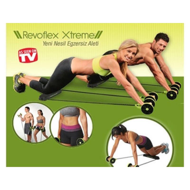 Revoflex Extreme Məşq Aləti